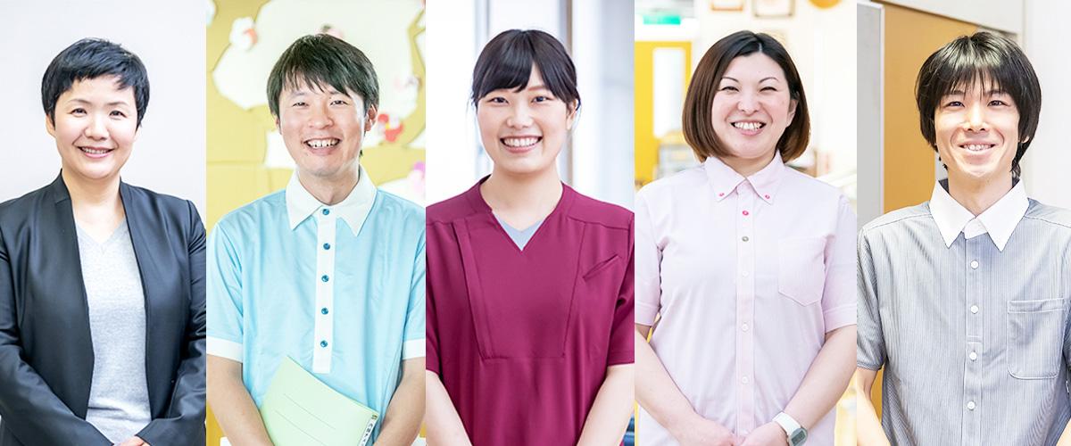 コスモピア熊本、第二コスモピア熊本 社員紹介インタビュー