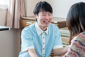 コスモピア熊本 通所介護スタッフ インタビュー