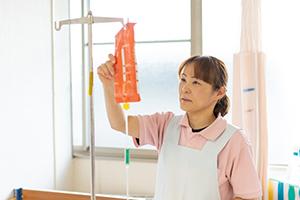 第二コスモピア熊本 看護師 インタビュー